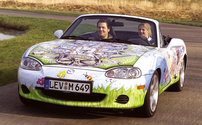 Pod lupou: Mazda MX-5 – Dvacet let s větrem ve vlasech (Díl druhý): - fotka 147