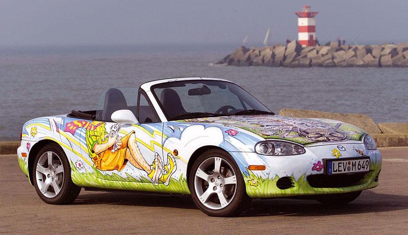 Pod lupou: Mazda MX-5 – Dvacet let s větrem ve vlasech (Díl druhý): - fotka 149