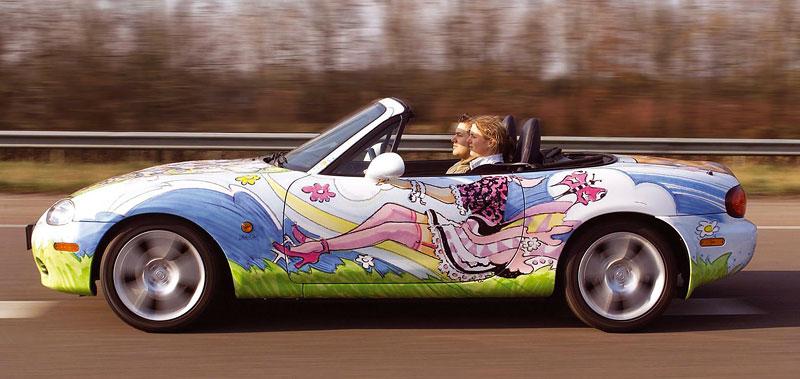 Pod lupou: Mazda MX-5 – Dvacet let s větrem ve vlasech (Díl druhý): - fotka 150