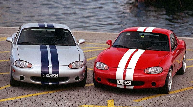 Pod lupou: Mazda MX-5 – Dvacet let s větrem ve vlasech (Díl druhý): - fotka 151