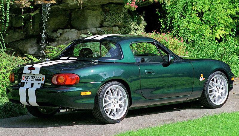 Pod lupou: Mazda MX-5 – Dvacet let s větrem ve vlasech (Díl druhý): - fotka 153