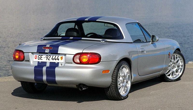 Pod lupou: Mazda MX-5 – Dvacet let s větrem ve vlasech (Díl druhý): - fotka 154