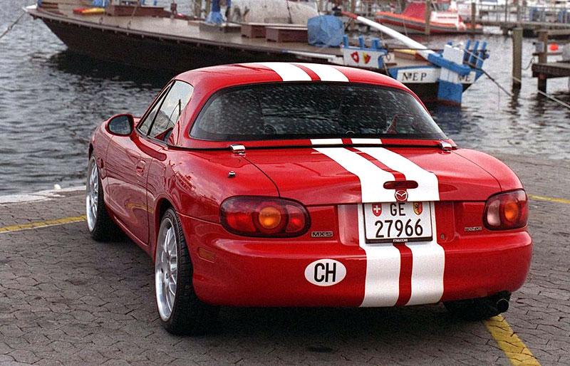 Pod lupou: Mazda MX-5 – Dvacet let s větrem ve vlasech (Díl druhý): - fotka 155