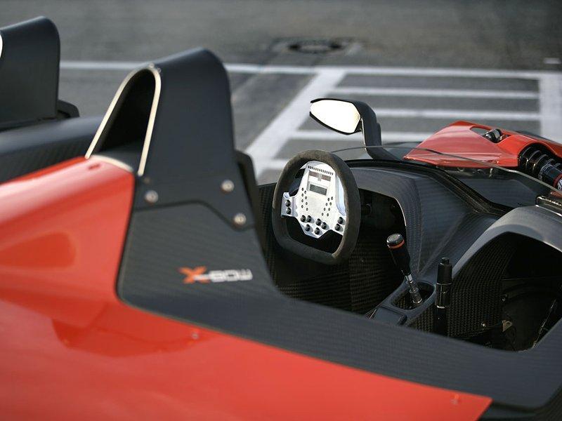Ženeva živě: KTM X-Bow Dallara: - fotka 1