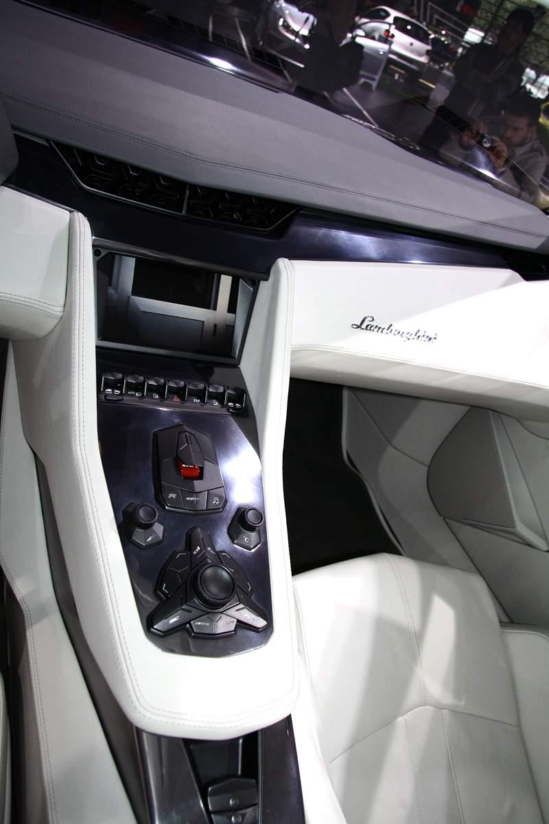 Lamborghini Estoque opět na pořadu dne?: - fotka 2