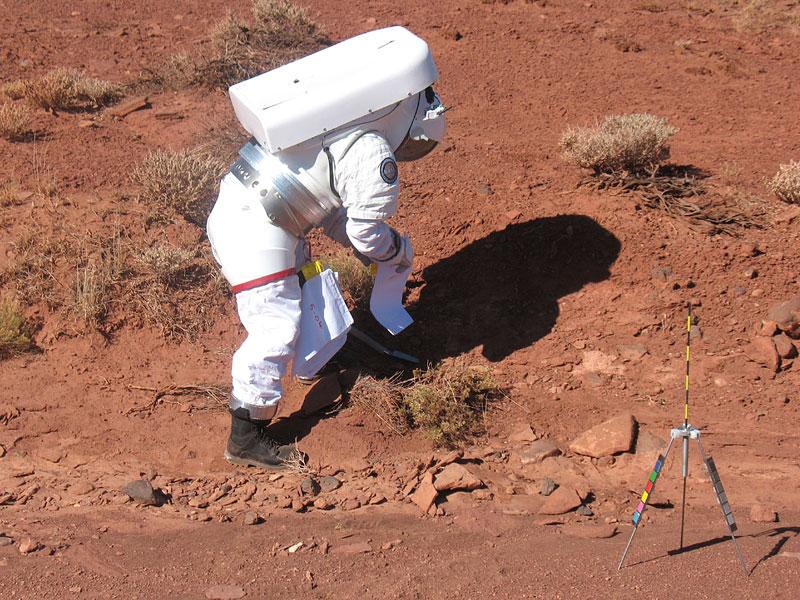 Nové lunární vozítko: fotografie z arizonských testů: - fotka 2