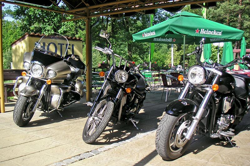 Za řídítky - Kawasaki VN1700 Classic a VN1700 Voyager: - fotka 2