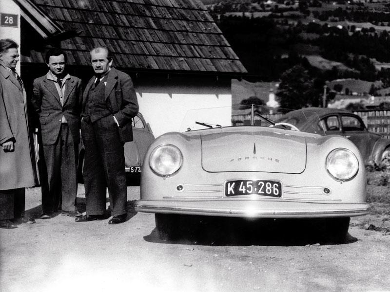 Ferry Porsche se narodil před 100 lety: - fotka 2