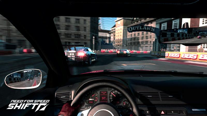 Zařaďte na vyšší stupeň – Need For Speed SHIFT je ode dneška v prodeji!: - fotka 2