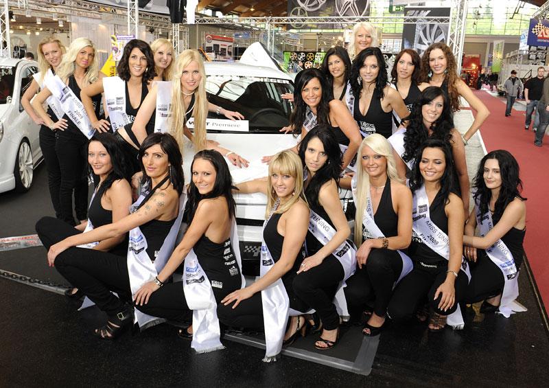 Miss Tuning 2011: uzavírka přihlášek se blíží: - fotka 2