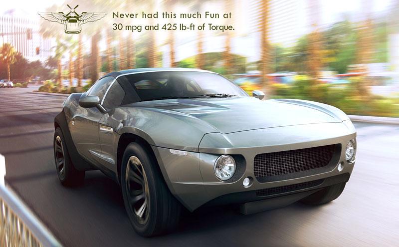 Local Motors Rally Fighter: off-road inspirovaný stíhačkou: - fotka 2