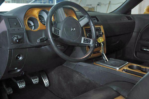 HPP Dodge Challenger Daytona Concept: - fotka 1