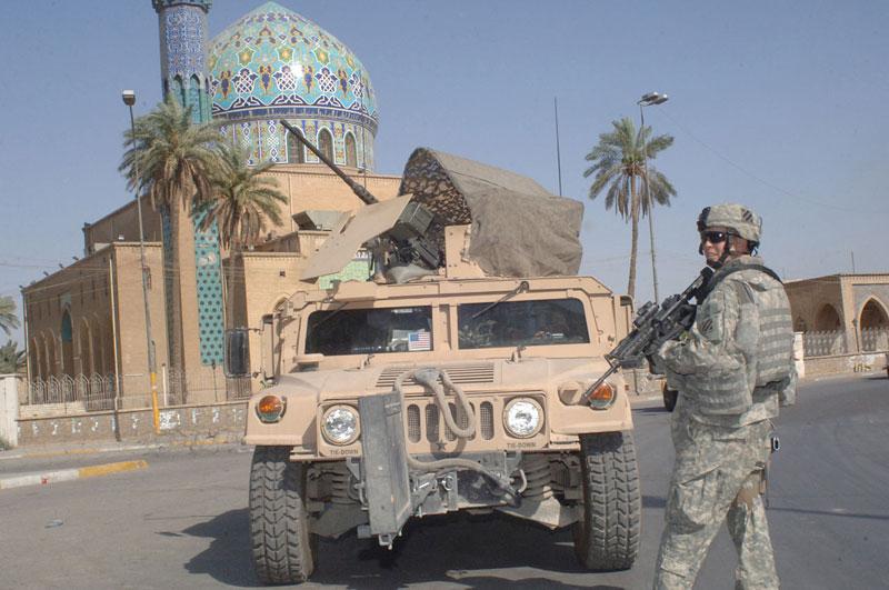 Americká armáda: konec Humvee v prvních liniích: - fotka 2