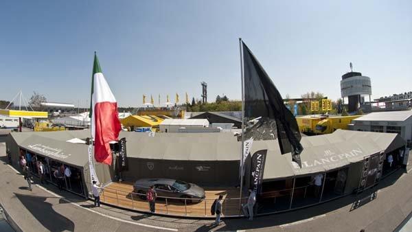 Lamborghini Blancpain Super Trofeo, FIA GT3 a FIA GT1 o víkendu v Brně!: - fotka 2