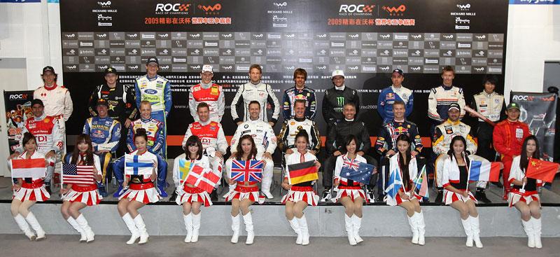 Alain Prost se zúčastní Race of Champions 2010: - fotka 2