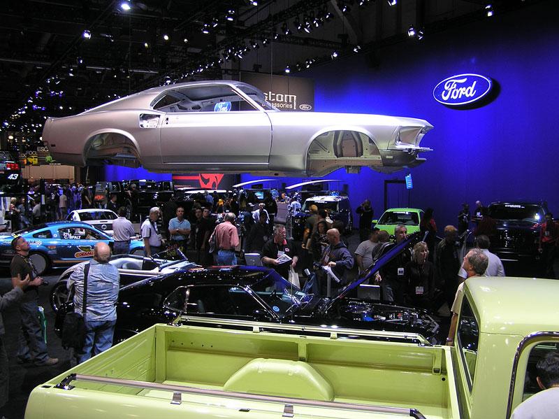 Ford nabízí náhradní díly pro své klasické modely: - fotka 2