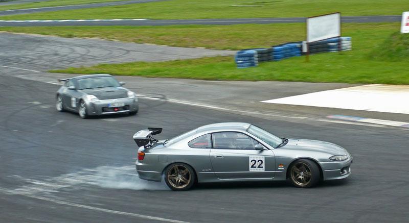 Czech Drift Series 2010 Sosnová: fotogalerie ze závěrečného závodu: - fotka 2