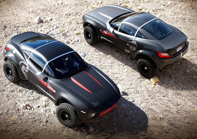 Local Motors Rally Fighter: open-source offroad: - fotka 2