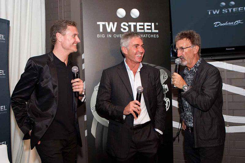 Hodinky TW Steel Mick Doohan Special Edition: - fotka 2