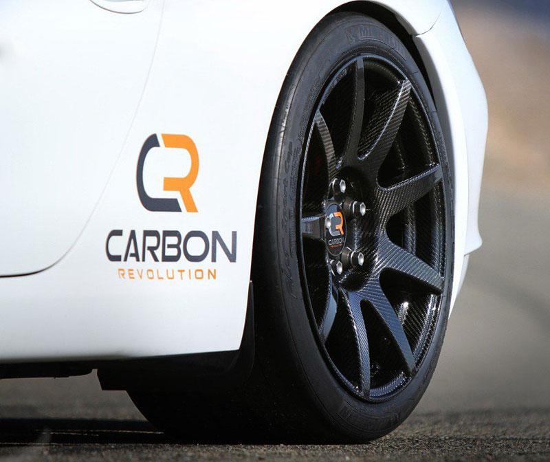 Carbon Revolution CR9: první jednodílné karbonove kolo: - fotka 2