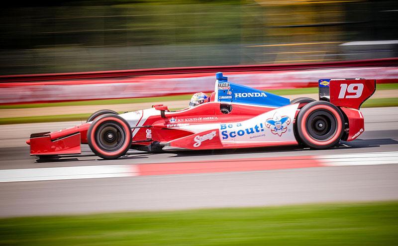 Zahynul Justin Wilson, bývalý pilot F1 a F3000: - fotka 2