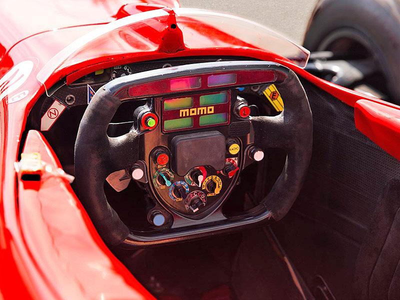 Formule 1 po Schumacherovi je k mání za 18 milionů korun: - fotka 1