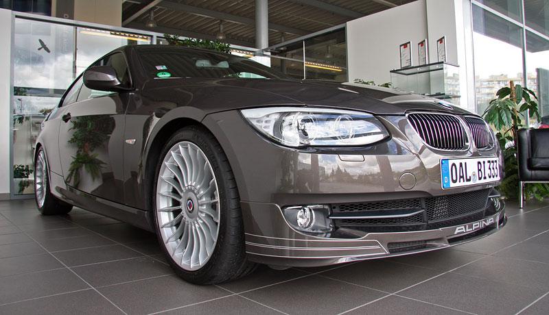 Značka BMW Alpina na českém trhu: - fotka 37