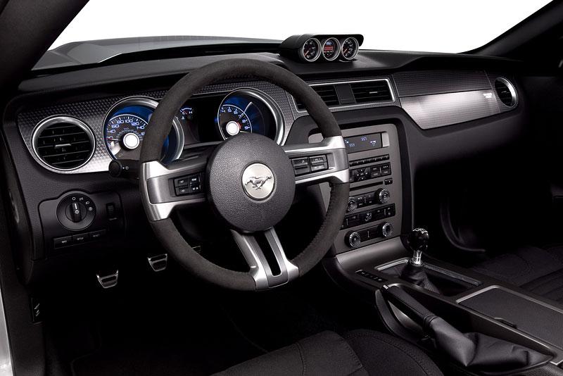 Ford Mustang Boss 302: legenda opět na scéně: - fotka 40