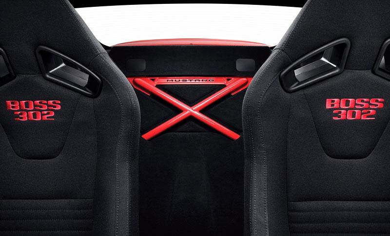Ford Mustang Boss 302: Megagalerie legendy: - fotka 40