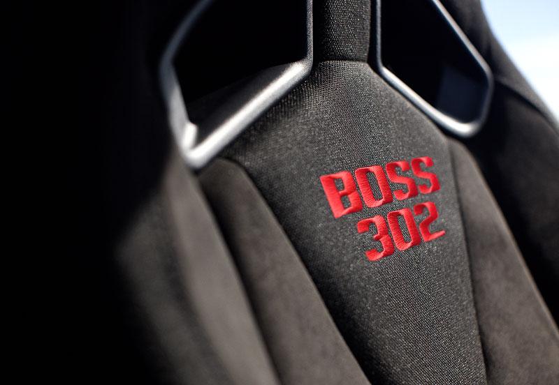 Ford Mustang Boss 302: legenda opět na scéně: - fotka 50