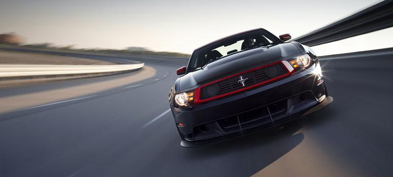 Ford Mustang Boss 302: legenda opět na scéně: - fotka 54