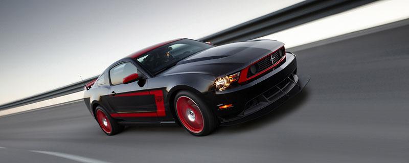 Ford Mustang Boss 302: Megagalerie legendy: - fotka 49