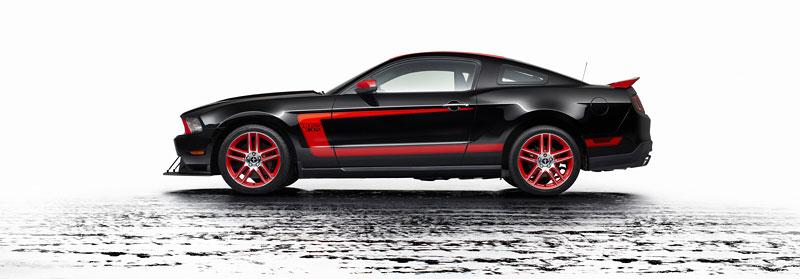 Ford Mustang Boss 302: Megagalerie legendy: - fotka 52