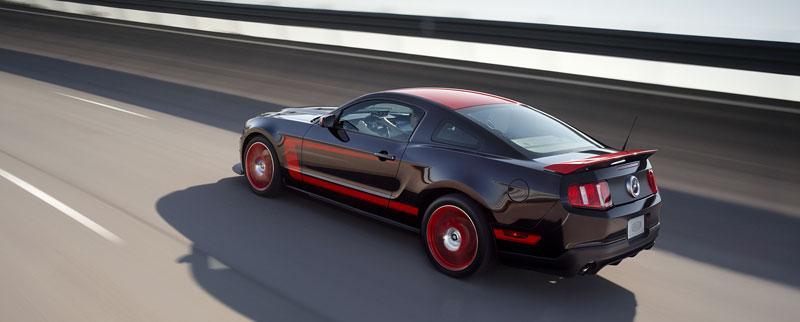 Ford Mustang Boss 302: Megagalerie legendy: - fotka 53