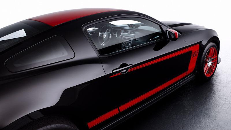 Ford Mustang Boss 302: legenda opět na scéně: - fotka 69