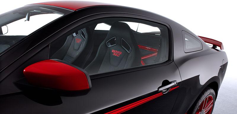 Ford Mustang Boss 302: legenda opět na scéně: - fotka 70