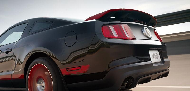 Ford Mustang Boss 302: legenda opět na scéně: - fotka 73