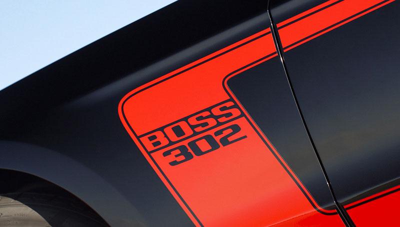 Ford Mustang Boss 302: legenda opět na scéně: - fotka 75