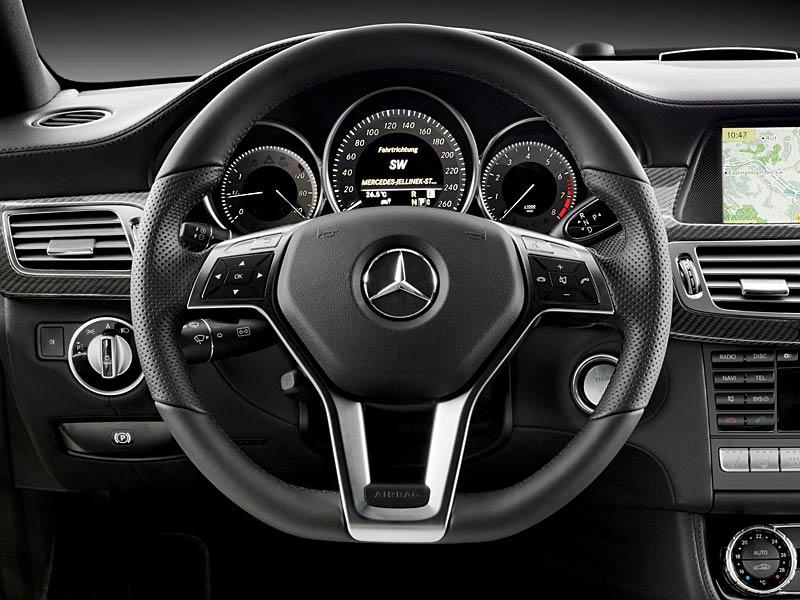Mercedes-Benz CLS: (trošku) podrobnější informace a ceny: - fotka 1