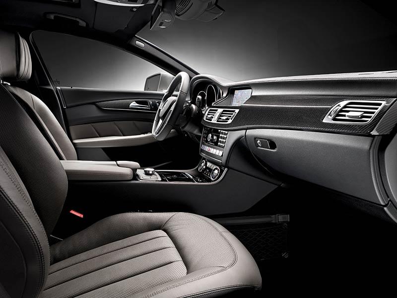 Mercedes-Benz CLS: (trošku) podrobnější informace a ceny: - fotka 3