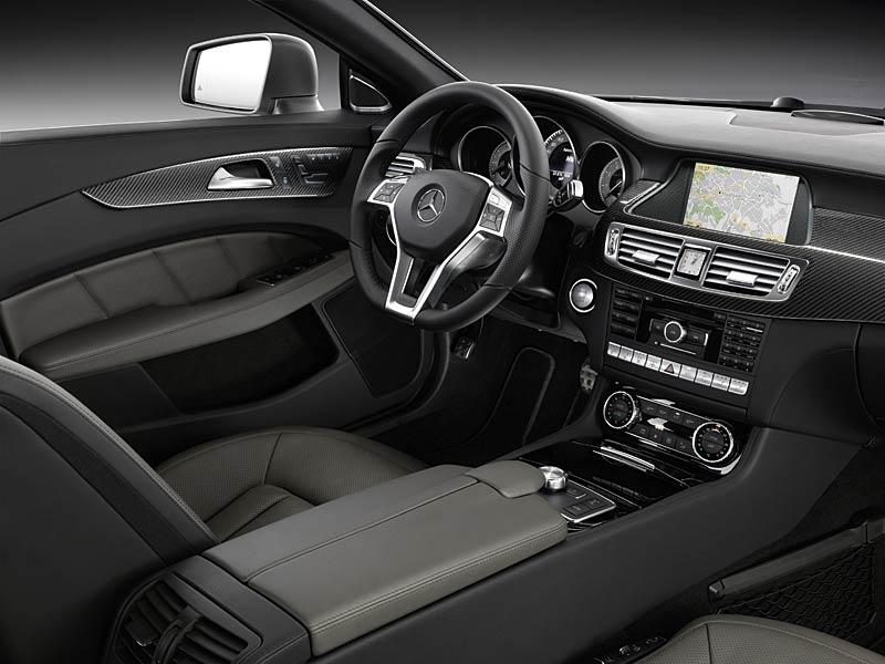 Mercedes-Benz CLS: (trošku) podrobnější informace a ceny: - fotka 4