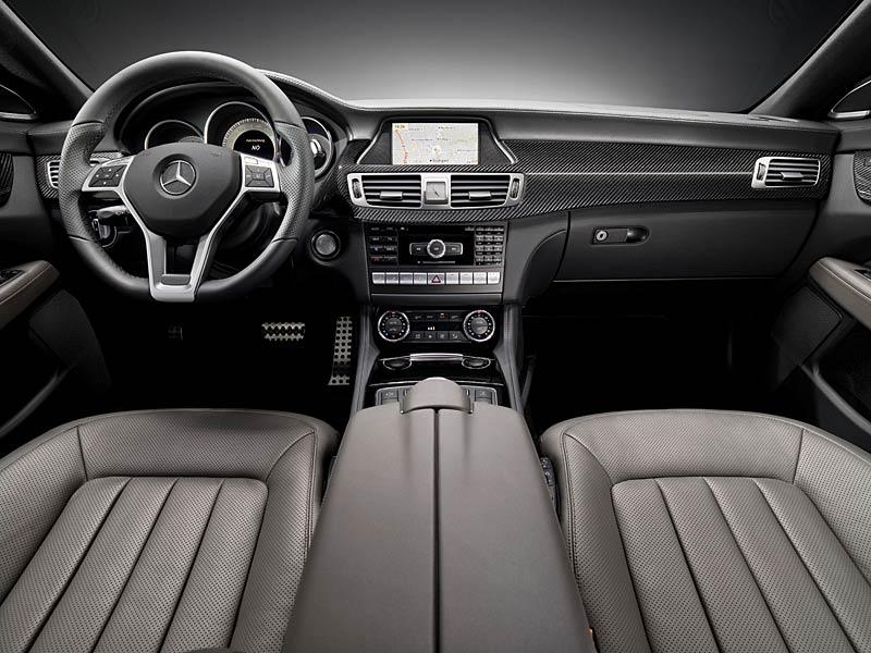 Mercedes-Benz CLS: (trošku) podrobnější informace a ceny: - fotka 5