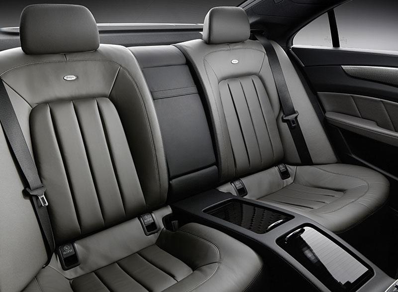Mercedes-Benz CLS: (trošku) podrobnější informace a ceny: - fotka 9