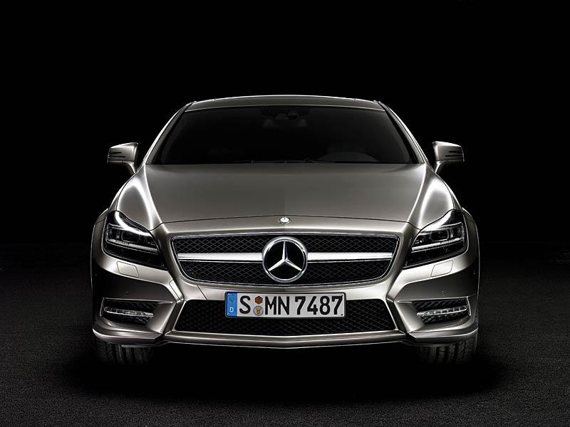 Mercedes-Benz CLS: (trošku) podrobnější informace a ceny: - fotka 10