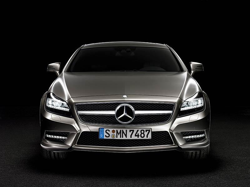 Mercedes-Benz CLS: (trošku) podrobnější informace a ceny: - fotka 11