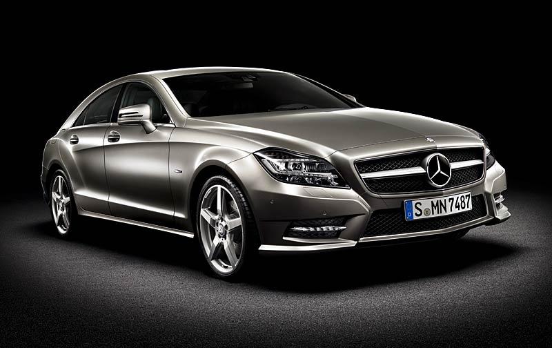 Mercedes-Benz CLS: (trošku) podrobnější informace a ceny: - fotka 12