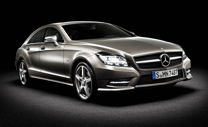 Mercedes-Benz CLS: (trošku) podrobnější informace a ceny: - fotka 13