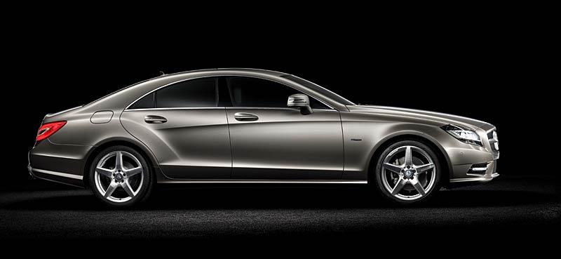 Mercedes-Benz CLS: (trošku) podrobnější informace a ceny: - fotka 14