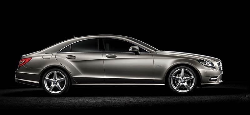 Mercedes-Benz CLS: (trošku) podrobnější informace a ceny: - fotka 15