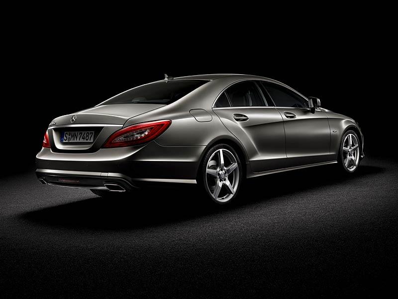 Mercedes-Benz CLS: (trošku) podrobnější informace a ceny: - fotka 16